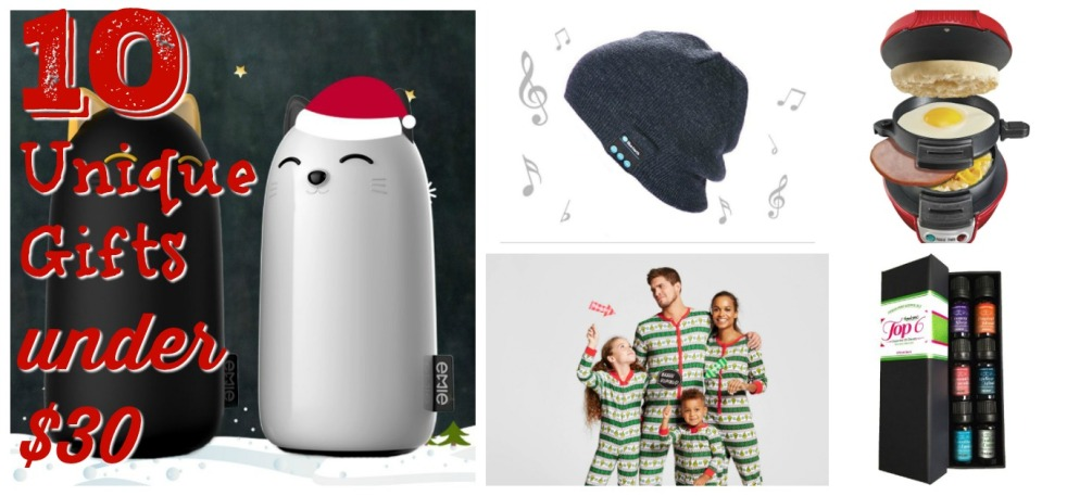 best cheap christmas gifts under 30